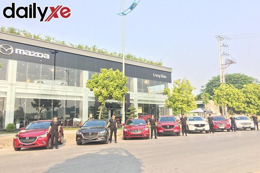 Đại Lý Mazda Long Biên Quận Long Biên Hà Nội - Hình 1