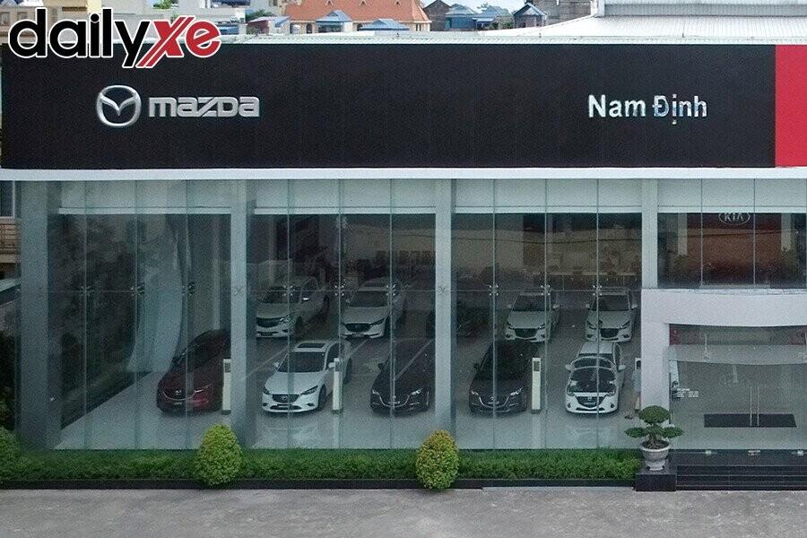 Showroom Mazda Nam Định