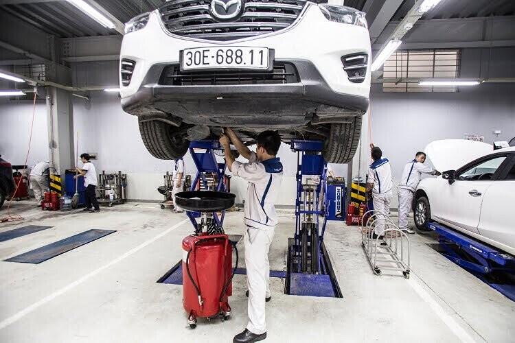 Đại Lý Mazda Nguyễn Trãi Quận Thanh Xuân Hà Nội - Hình 11