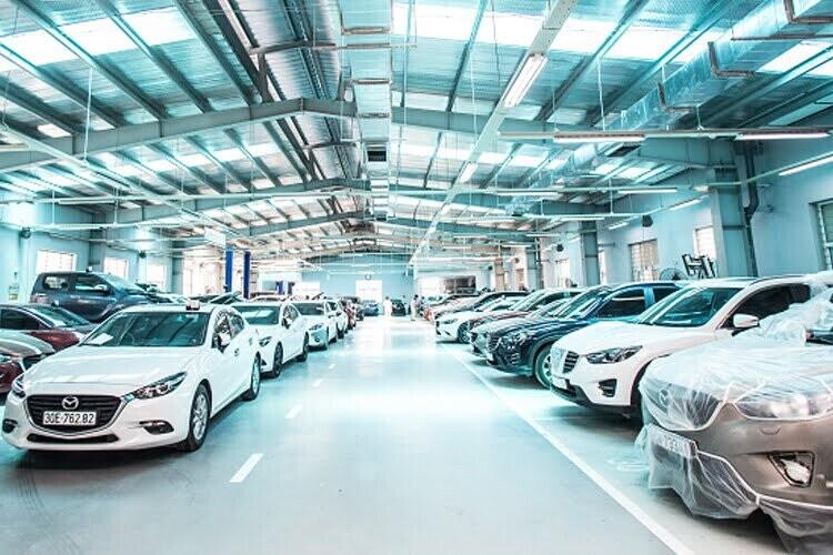 Đại Lý Mazda Nguyễn Trãi Quận Thanh Xuân Hà Nội - Hình 9
