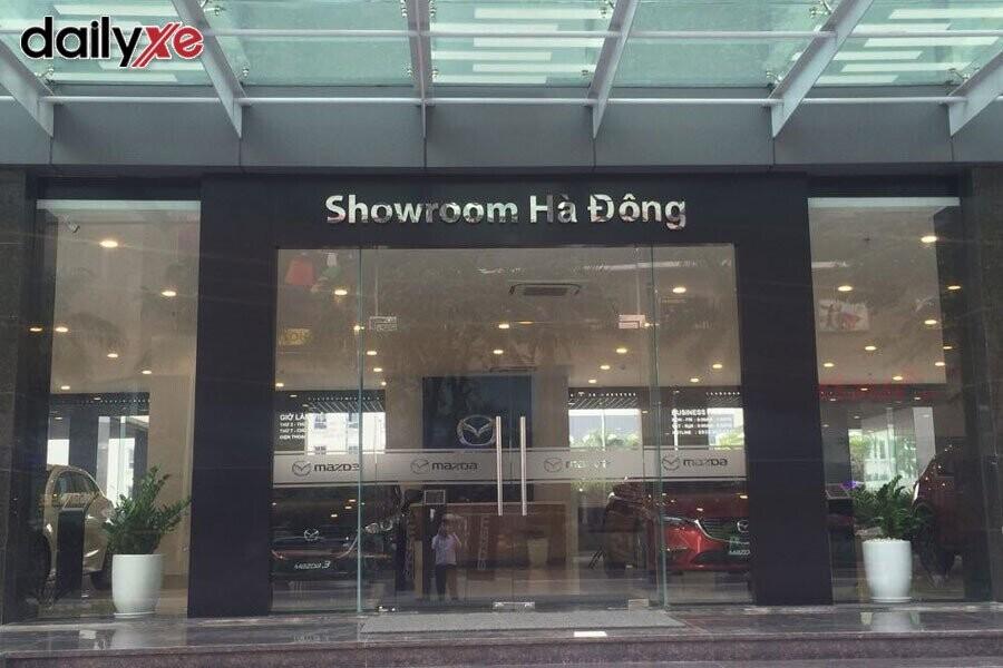 Showroom Mazda Hà Đông - Hà Nội