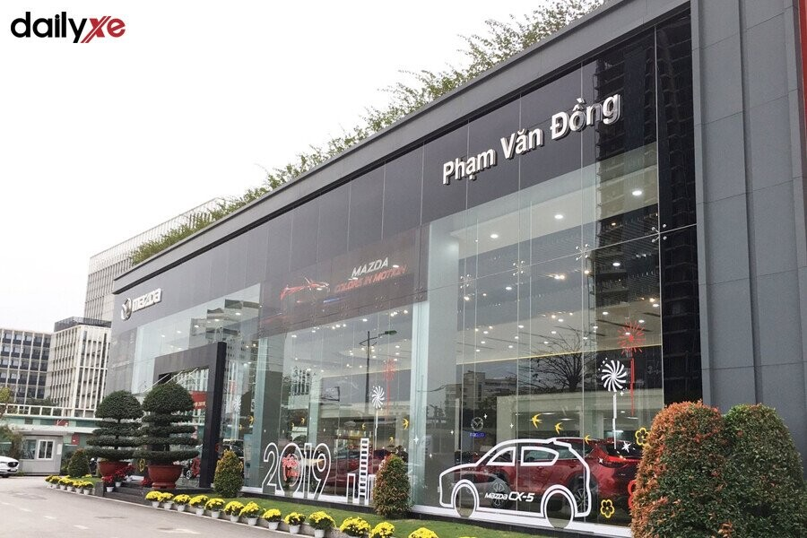Đại lý Mazda Phạm Văn Đồng