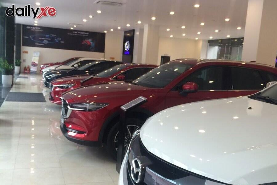 Các dòng xe trưng bày tại Showroom - Hình 9