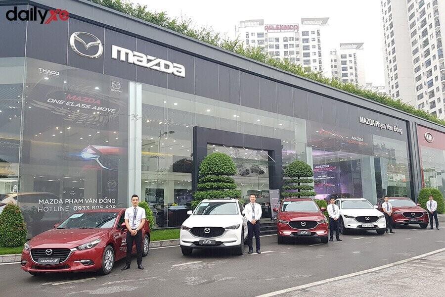 Showroom Mazda Phạm Văn Đồng - Hình 1