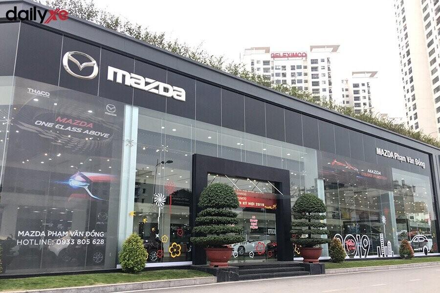Showroom Mazda Phạm Văn Đồng - Hình 2