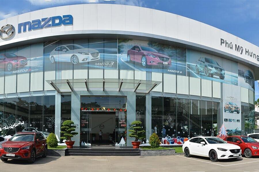 Đại Lý Mazda Phú Mỹ Hưng Quận 7 Thành Phố Hồ Chí Minh - Hình 1