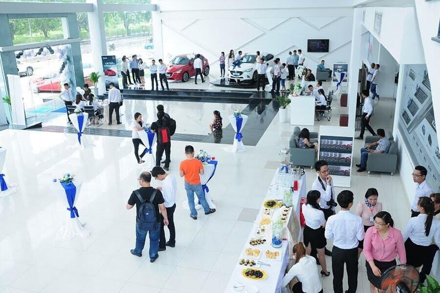 Đại Lý Mazda Phú Mỹ Hưng Quận 7 Thành Phố Hồ Chí Minh - Hình 2