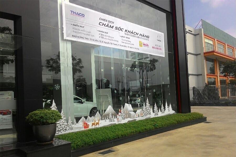 Đại Lý Mazda Phú Thọ TP Việt Trì Phú Thọ - Hình 2