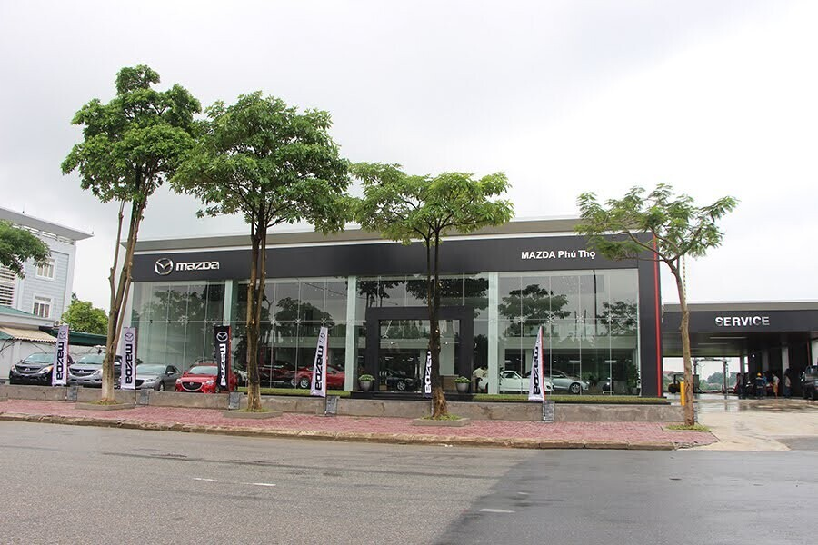 Mazda Phú Thọ