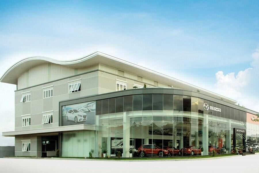 Tổng quan Showroom Mazda Quảng Bình