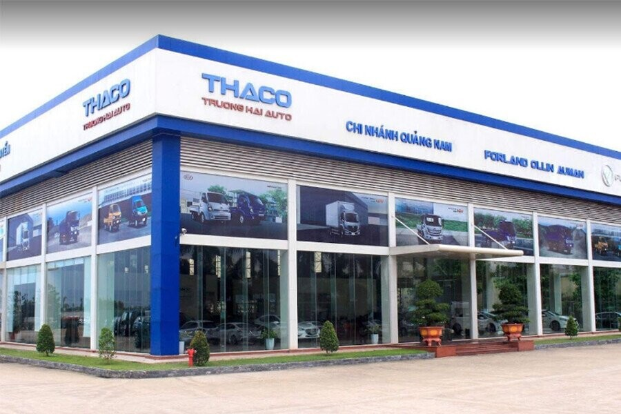 Tổng quan đại lý Mazda Quảng Nam