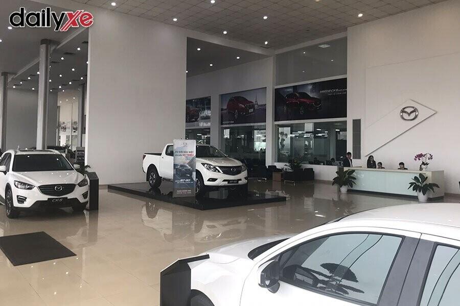Các mẫu xe trưng bày tại Showroom - Hình 4