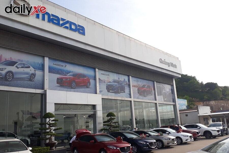 Mặt tiền Showroom Mazda Quảng Ninh - Hình 1