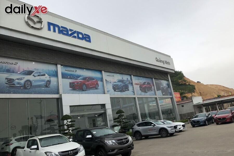 Mặt tiền Showroom Mazda Quảng Ninh - Hình 2