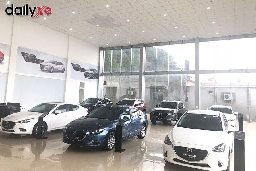 Các mẫu xe trưng bày tại Showroom - Hình 1