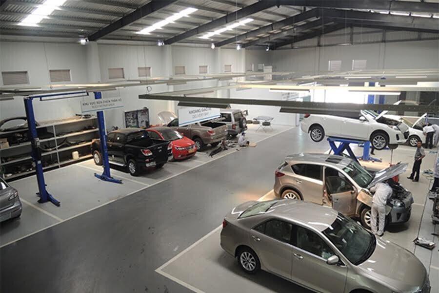 Đại Lý Mazda Quảng Trị TP Đông Hà Quảng Trị - Hình 3