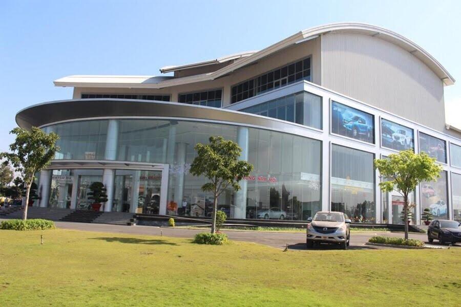 Đại Lý Mazda Tây Ninh Gò Dầu Tây Ninh - Hình 1