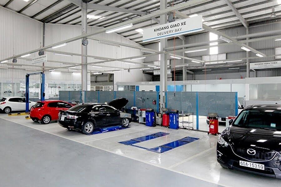 Đại Lý Mazda Tây Ninh Gò Dầu Tây Ninh - Hình 3