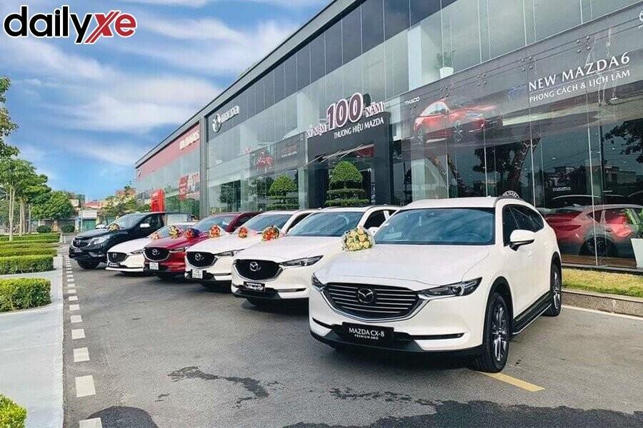 Showroom Mazda Thái Bình