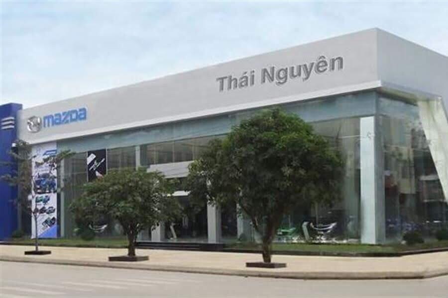 Đại Lý Mazda Thái Nguyên Đồng Quang TP Thái Nguyên - Hình 1