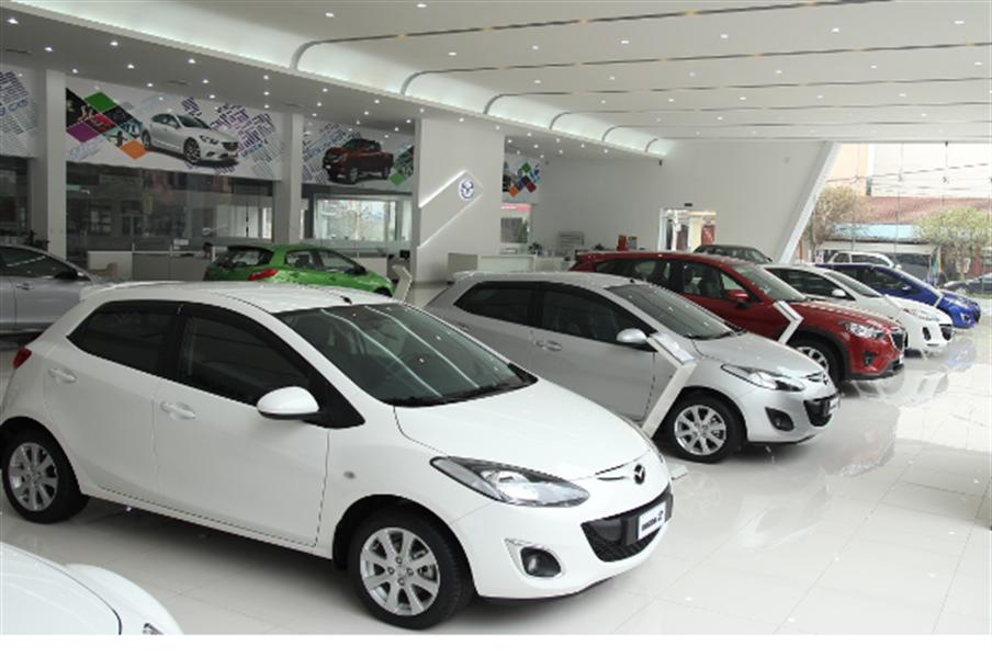 Đại Lý Mazda Thái Nguyên Đồng Quang TP Thái Nguyên - Hình 2