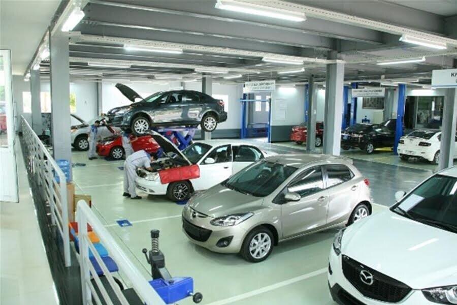 Đại Lý Mazda Thái Nguyên Đồng Quang TP Thái Nguyên - Hình 3