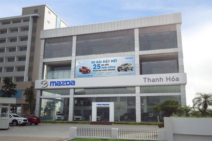 Đại Lý Mazda Thanh Hóa Đông Hải TP Thanh Hóa - Hình 1