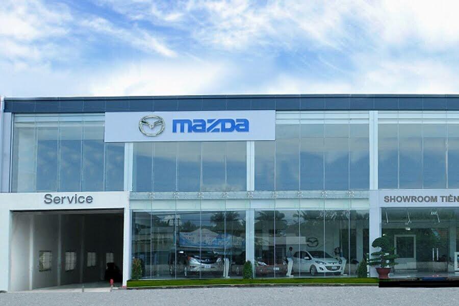 Đại Lý Mazda Tiền Giang TP Mỹ Tho Tiền Giang - Hình 1