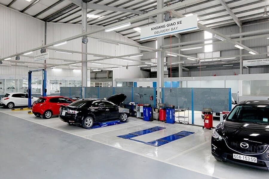 Đại Lý Mazda Tiền Giang TP Mỹ Tho Tiền Giang - Hình 3