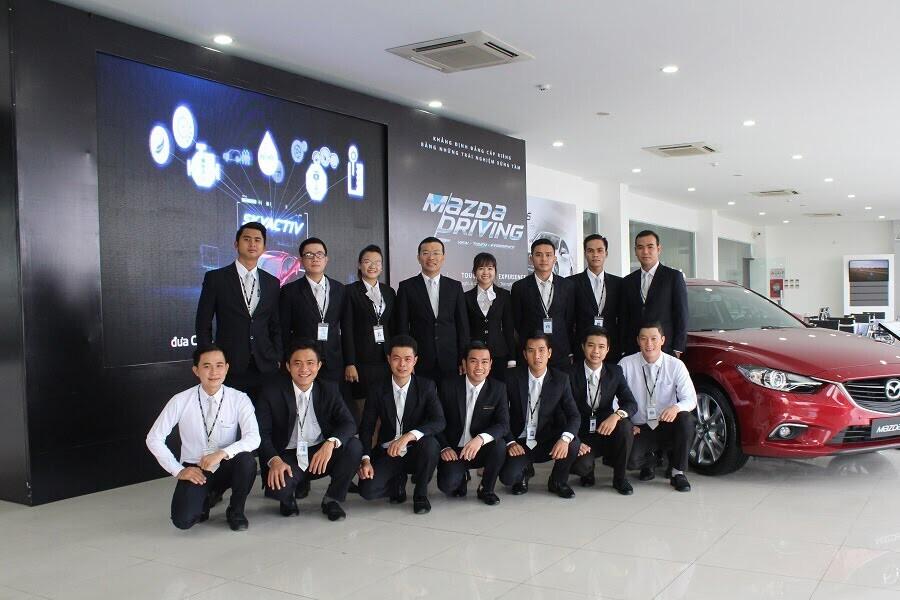 Đại Lý Mazda Tiền Giang TP Mỹ Tho Tiền Giang - Hình 4