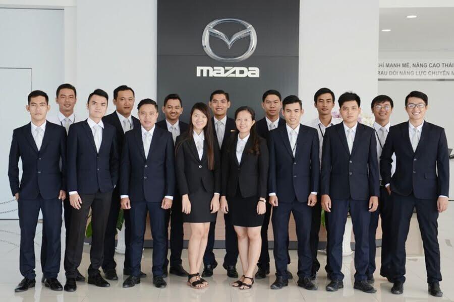 Đại Lý Mazda Vĩnh Long Tân Ngãi TP Vĩnh Long - Hình 4