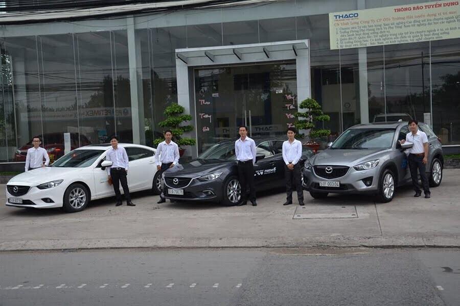 Mazda Vĩnh Long