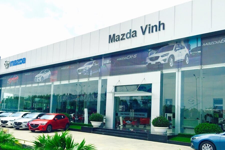 Đại Lý Mazda Vinh TP Vinh Nghệ An - Hình 1
