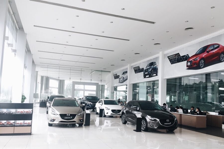 Đại Lý Mazda Vinh TP Vinh Nghệ An - Hình 2