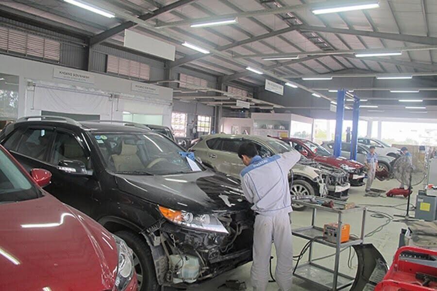 Đại Lý Mazda Vinh TP Vinh Nghệ An - Hình 3