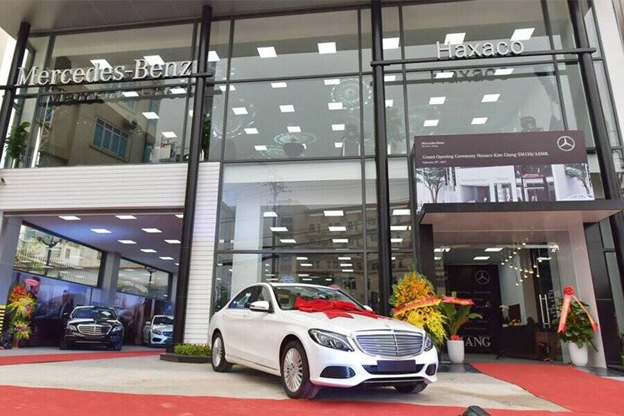 Khai trương đại lý Mercedes Haxaco Kim Giang