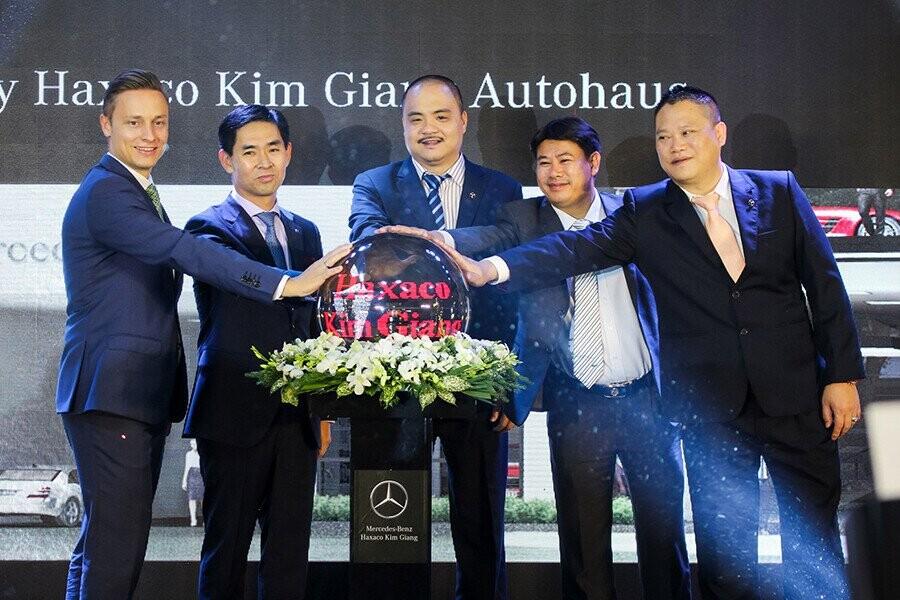 Ban Giám đốc Điều hành khối xe du lịch Mercedes-Benz tại Việt Nam