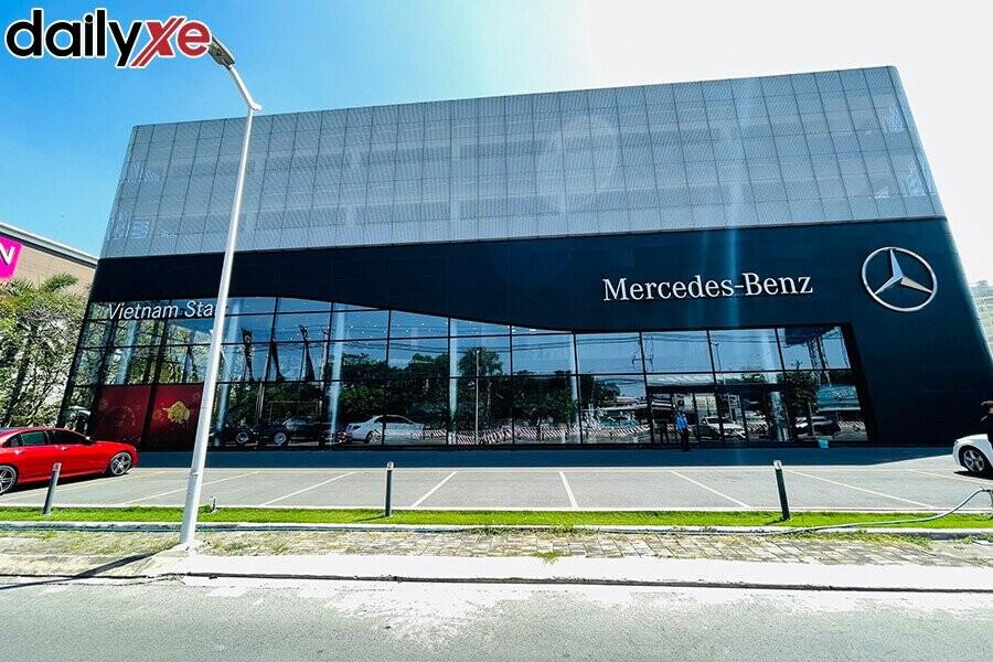 Showroom Mercedes Bình Dương