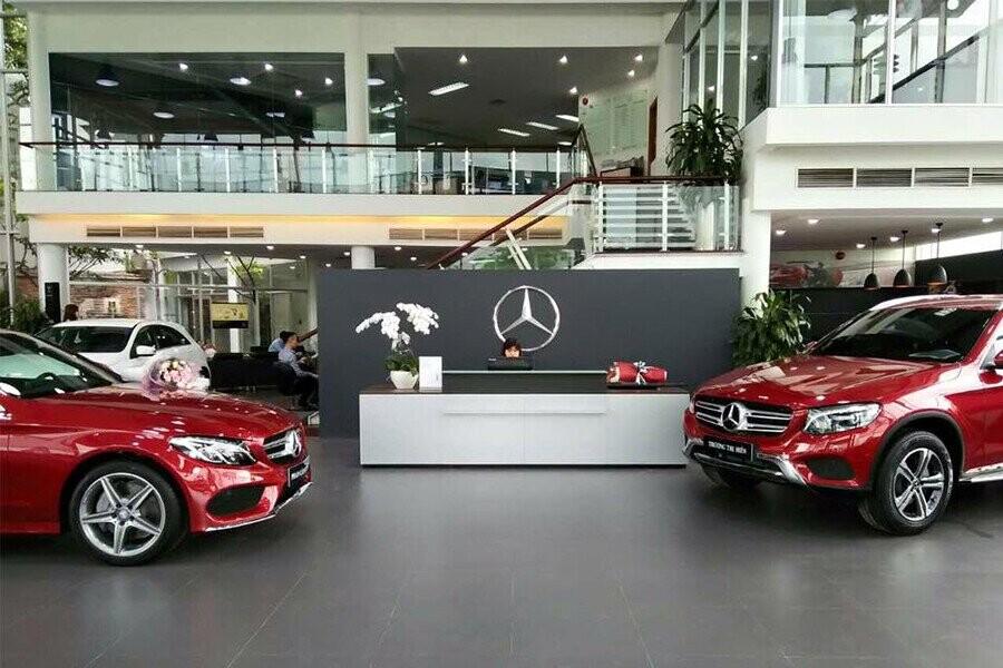 Phòng trưng bày Mercedes-Benz Ngô Quyền