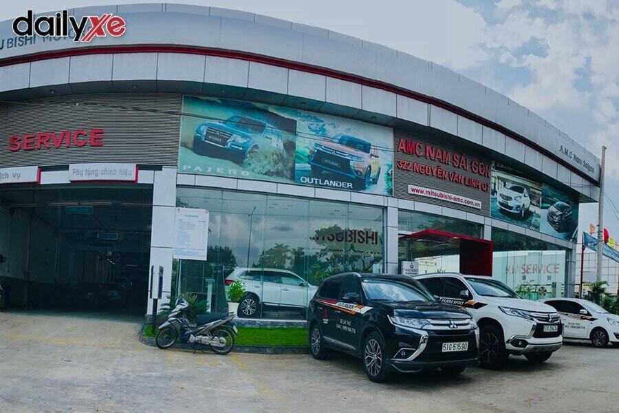 Mitsubishi AMC Nam Sài Gòn
