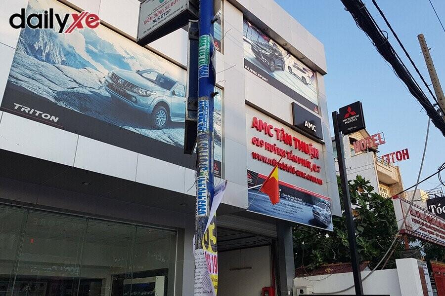Đại lý Mitsubishi AMC Tân Thuận - Sài Gòn