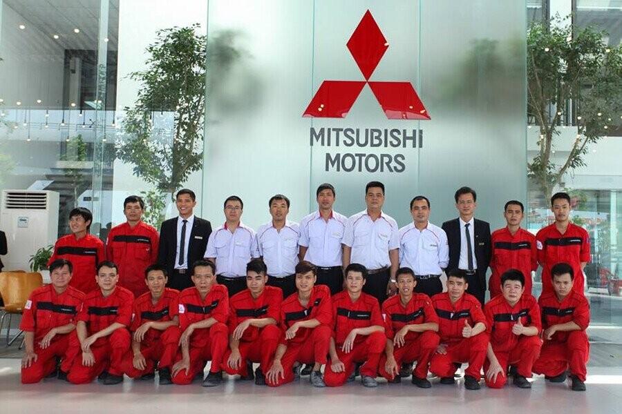 Đội ngũ nhân viên trẻ trung đầy nhiệt huyết