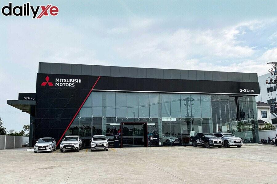 Showroom Mitsubishi G-Star Kiên Giang