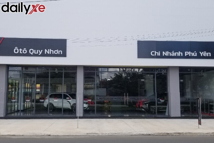 Mitsubishi Phú Yên
