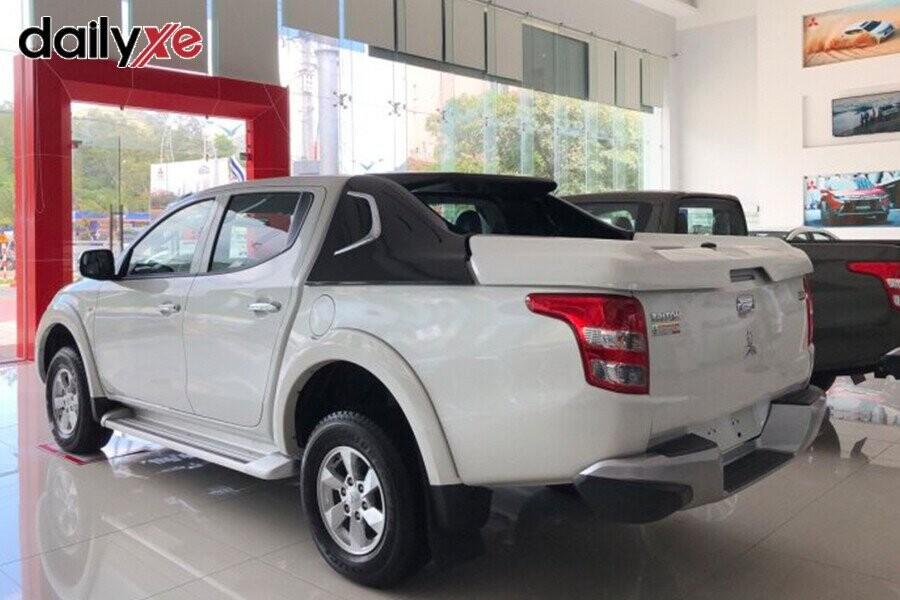 Mitsubishi Triton tại Bình Định