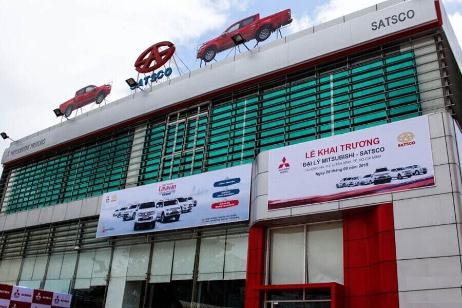 Mitsubishi SATSCO Tân Sơn Nhất