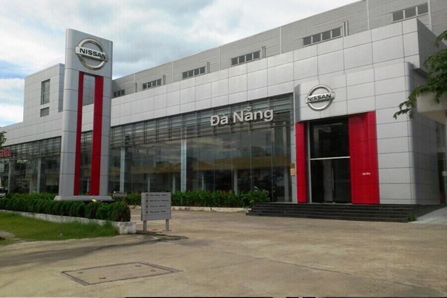 Mặt tiền Showroom Nissan Đà Nẵng