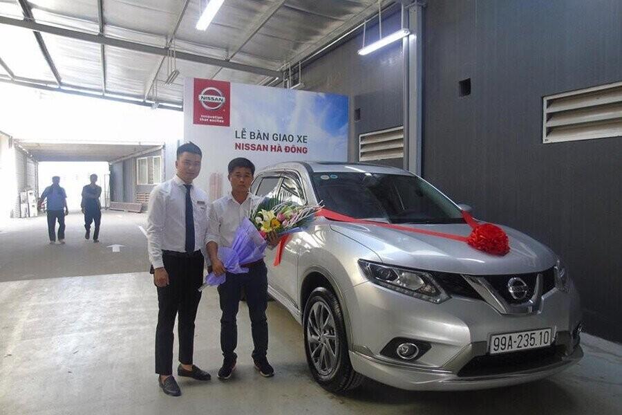 Lễ bàn giao xe Nissan cho Khách hàng