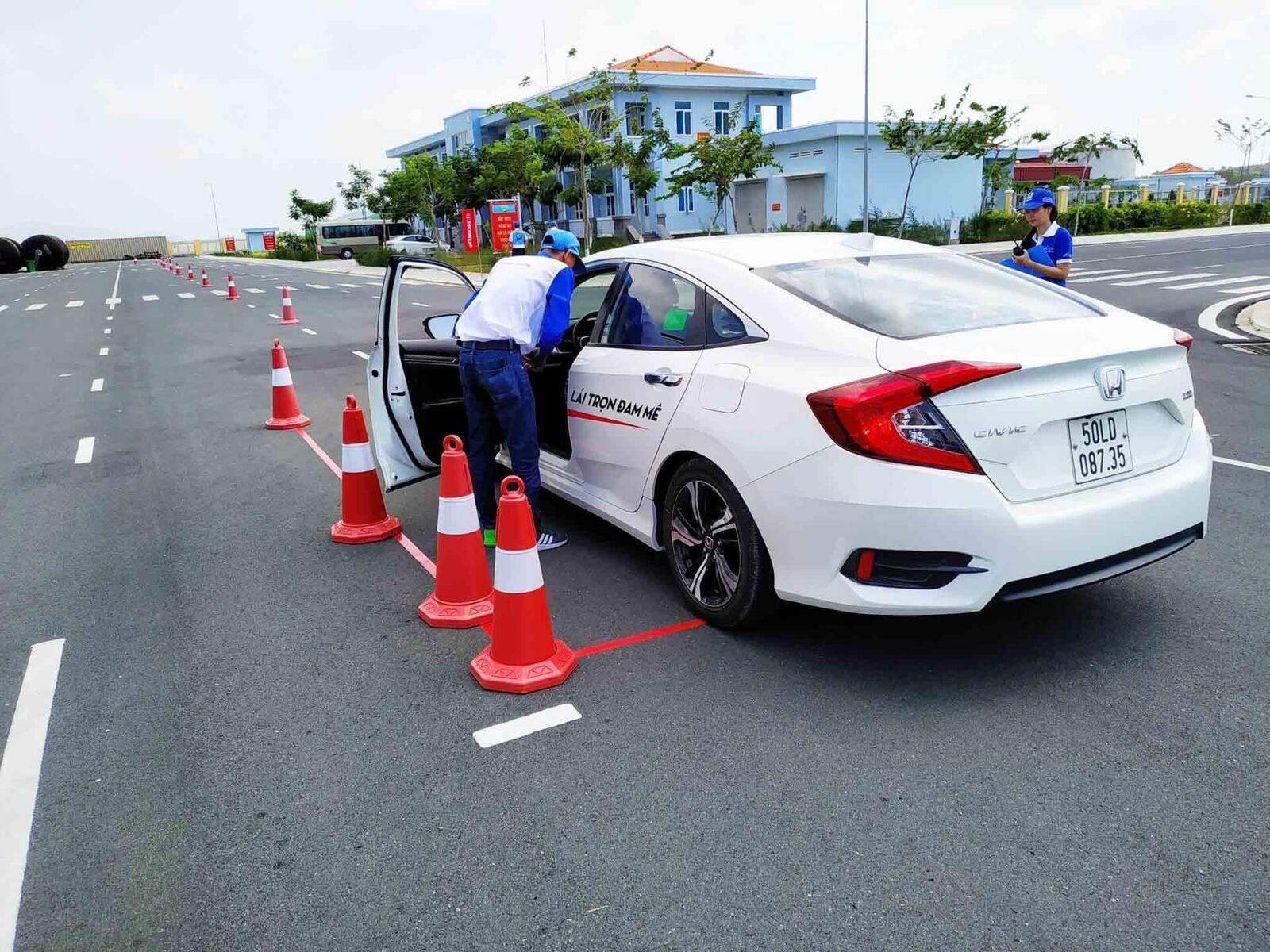 Đại lý Ôtô Honda không ngừng đẩy mạnh hoạt động  đào tạo lái xe an toàn trong cộng đồng - Hình 3