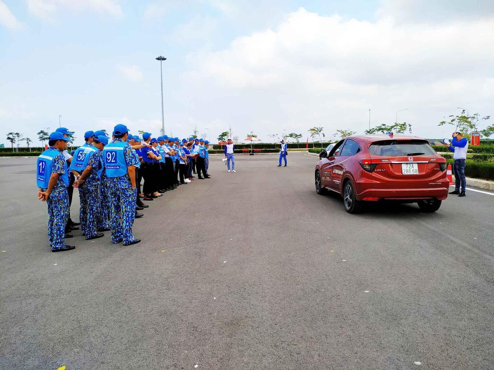 Đại lý Ôtô Honda không ngừng đẩy mạnh hoạt động  đào tạo lái xe an toàn trong cộng đồng - Hình 4